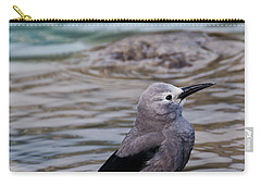Carry-all Pouch featuring the photograph Clark's Nutcracker2 by Cheryl Baxter