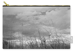 Carry-all Pouch featuring the photograph Cloud Watching by Kathleen Grace