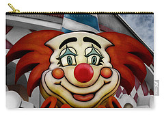 Clown Around Carry-all Pouch
