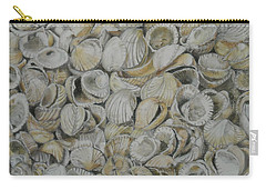 Cockle Shells Carry-all Pouch