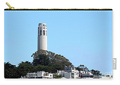 Coit Tower Carry-all Pouch