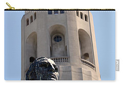 Coit Tower Statue Columbus Carry-all Pouch