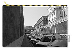 Carry-all Pouch featuring the photograph Colliseum by Laurel Best