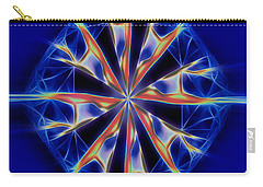 Color Me Carry-all Pouch by Danuta Bennett