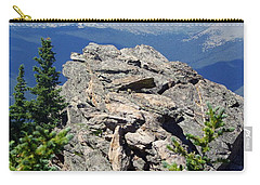 Carry-all Pouch featuring the photograph Colorado 11 by Deniece Platt