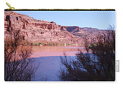 Colorado River After Rain - Utah Carry-all Pouch
