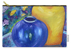 Colorful Jars Carry-all Pouch