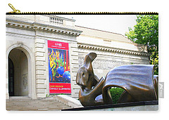 Columbus Museum Of Art Carry-all Pouch
