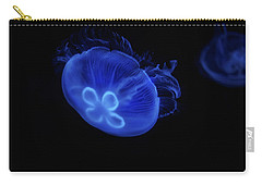 Common Moon Jelly Carry-all Pouch