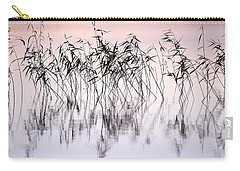 Common Reeds Carry-all Pouch by Jouko Lehto