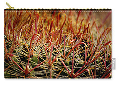 Complexity Of Nature Carry-all Pouch by Vicki Pelham