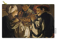 Concert Carry-all Pouch by Hendrick Ter Brugghen