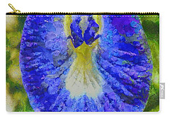 Conch Flower Carry-all Pouch