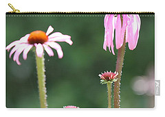 Coneflowers And Butterfly Carry-all Pouch