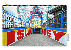Coney Island Sign Carry-all Pouch