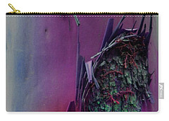 Carry-all Pouch featuring the digital art Connect by Richard Laeton