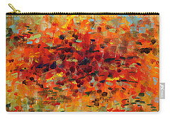Contemporary Art Nineteen Carry-all Pouch