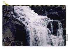 Cool Clear Waters Carry-all Pouch by Sharon Elliott