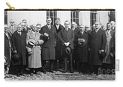 Coolidge: Freemasons, 1929 Carry-all Pouch