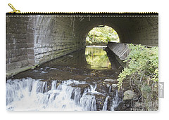 Carry-all Pouch featuring the photograph Corbetts Glen by William Norton