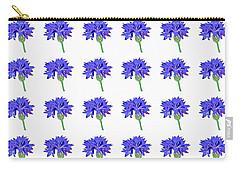 Cornflowers Carry-all Pouch by Barbara Moignard
