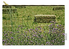 Country Gardens Carry-all Pouch