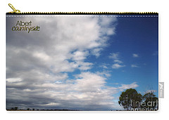 Carry-all Pouch featuring the photograph Country Sky by Vicki Ferrari