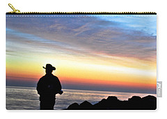 Cowboy Sunrise Carry-all Pouch