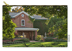 Carry-all Pouch featuring the photograph Cowles House by Joseph Yarbrough