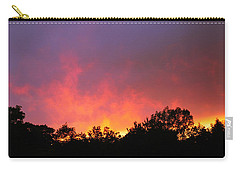 Crepuscule Carry-all Pouch by Bruce Patrick Smith
