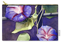 Cross And Glory Carry-all Pouch by Bonnie Rinier