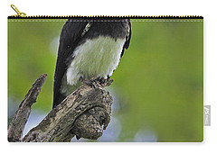 Crowned Hornbill Carry-all Pouch