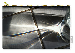 Carry-all Pouch featuring the photograph Cup 3 by Bill Owen