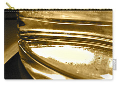Carry-all Pouch featuring the photograph cup IV by Bill Owen