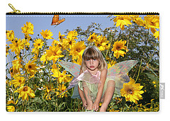 Daisy Faery Carry-all Pouch