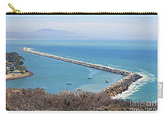 Dana Point California 9-1-12 Carry-all Pouch by Clayton Bruster