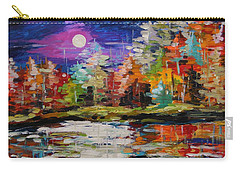 Dance On The Pond Carry-all Pouch