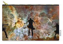 Dancing Nebula Carry-all Pouch