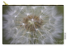 Dandelion Clock. Carry-all Pouch