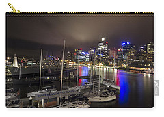 Darling Harbor Sydney Skyline 2 Carry-all Pouch