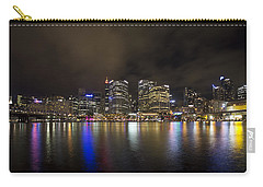Darling Harbor Sydney Skyline Carry-all Pouch