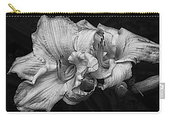 Carry-all Pouch featuring the photograph Day Lilies by Eunice Gibb