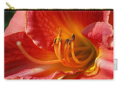 Daylilly Close Up Carry-all Pouch