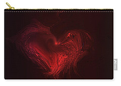 Deep Hearted Carry-all Pouch