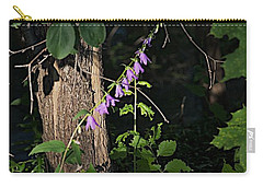 Carry-all Pouch featuring the photograph Deep by Joseph Yarbrough
