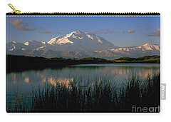 Carry-all Pouch featuring the photograph Denali by Doug Herr