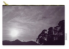 Derwent Ripples Carry-all Pouch by Linsey Williams