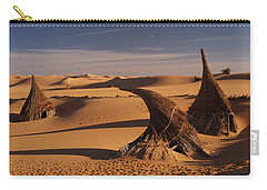 Desert Luxury Carry-all Pouch