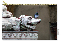 Despised Pigeon Carry-all Pouch
