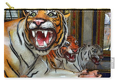 Detroit Tigers Carousel Carry-all Pouch